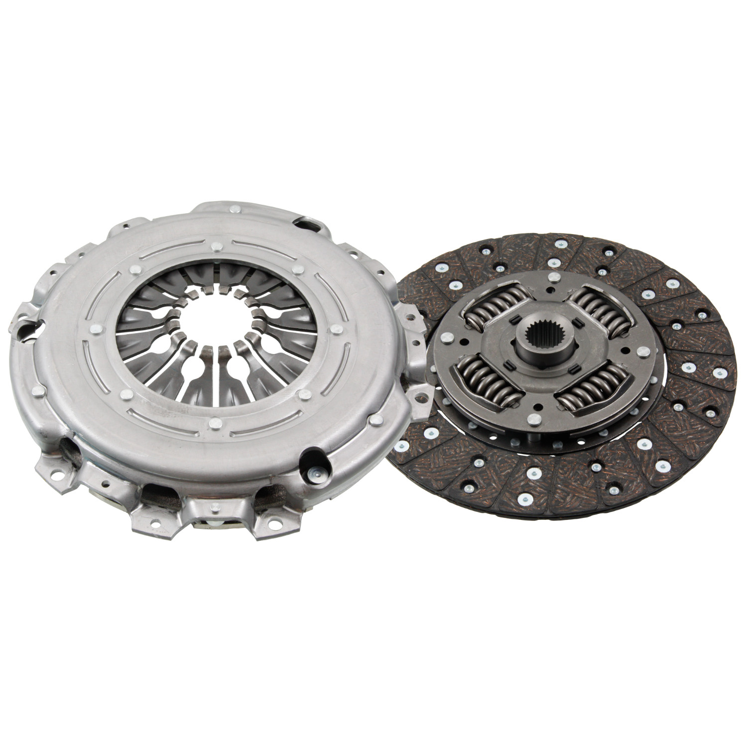 Solution Self Adjusting Replacement Clutch Kit Inc Clutch R Blue Print ADV183079